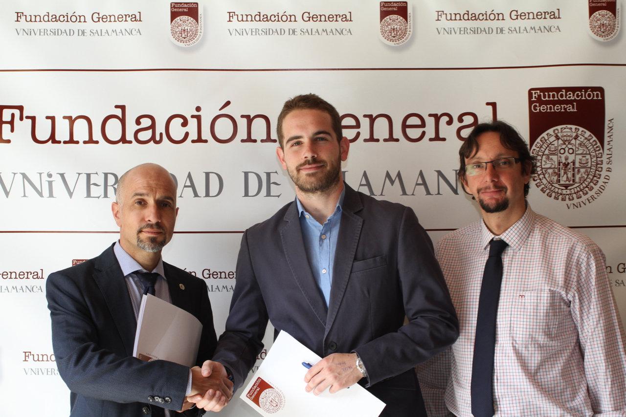 Mediación y Universidad: Firma de Convenio Marco con la Fundación General de la Usal