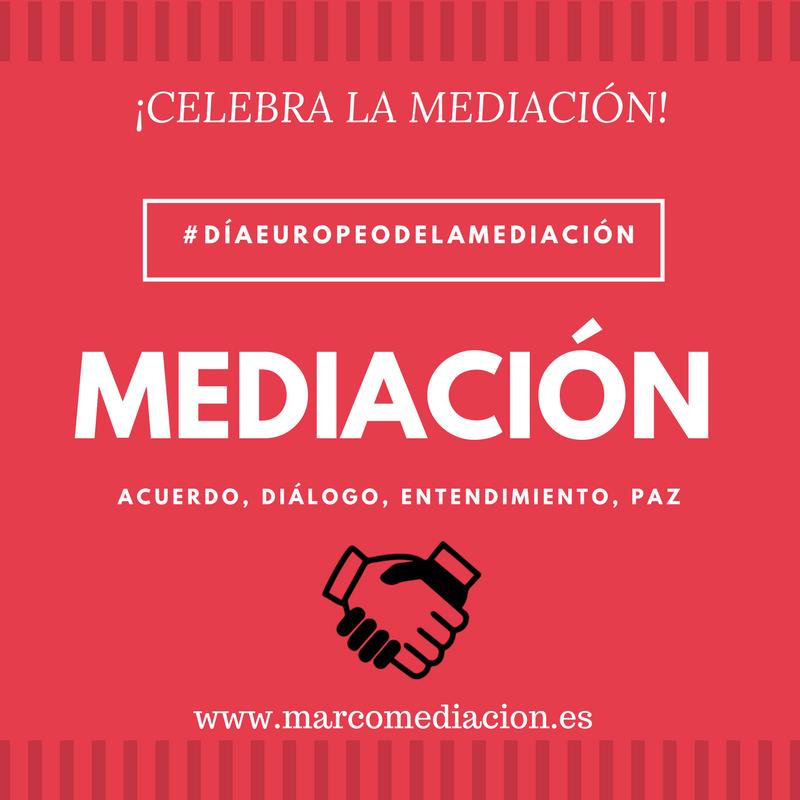 ¡Celebra la Mediación! Día europeo de la Mediación en Salamanca
