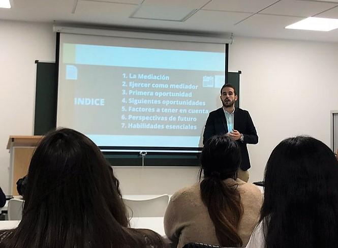 Mediación Diploma Universidad de Salamanca